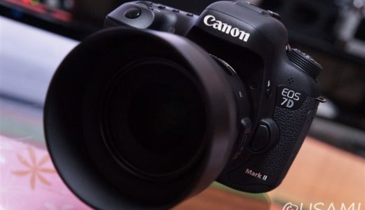 Canon EOS 7D Mark IIを買った 開封/使用レビュー