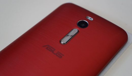 Nexus5から高スペックスマホ ASUS「Zenfone2(4GB/32GB)」に乗り換えてみた