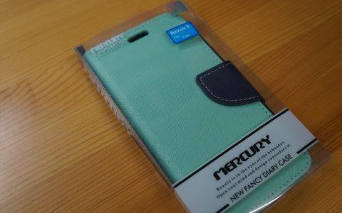Nexus5の手帳型ケースを買ってみた