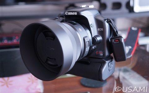 SIGMA 30mm F1.4 DC HSM Artを買った 開封/使用レビュー